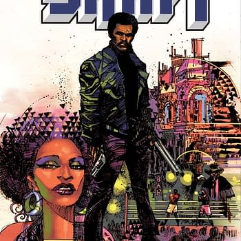 Shaft Wins Glyph Award For Story Of The Year