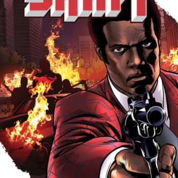 """""""I Grew Up Watching The Movies And Reading The Books"""" – David Walker Talks Shaft"""