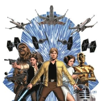 Star Wars #1 Tops Advance Reorders, With Secret Service: Kingsman And A Whole Host Of Manga Close Behind