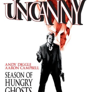 Free On Bleeding Cool – Uncanny #1 By Andy Diggle And Aaron Campbell
