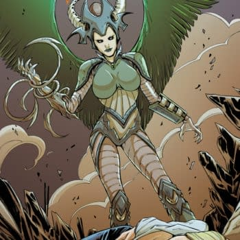 Two From Top Cow – Previews Of Cutter #1 And Witchblade #178