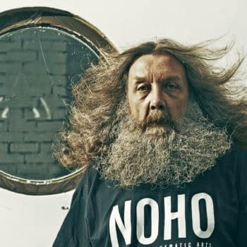 Alan Moore Corrects The Score – His New Novel Is Less Than A Million Words