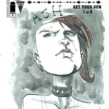 Top Cow Previews: Templesmith Covers A Voice In The Dark