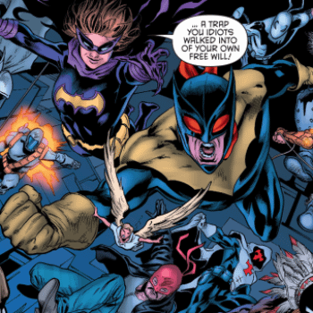 The Return Of Cassandra Cain As Black Bat In Today's Batwing: Futures End #1… Or Is It?