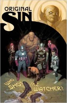 Original Sin Hardcover Jumps In Price By 50% &#8211 But Can Glitchwatch Save It