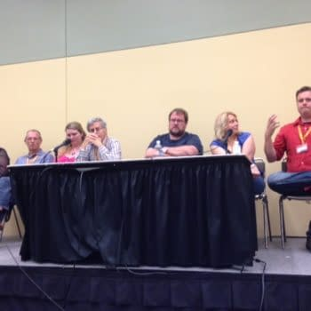 Sexy Or Sexualized? The Depiction Of Women In Comics With Paul Levitz, Gail Simone, Dave Gibbons, Marguerite Bennett, Adam Hughes, Christina Blanch, And Thom Zahler At Baltimore Comic Con