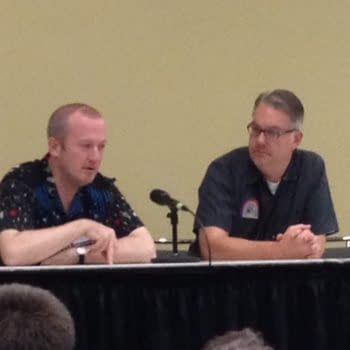 'Not A Lot Of Happy' But 'The Best That I Am Capable Of' – Garth Ennis At Baltimore Comic Con On Crossed, War Stories, Caliban, Red Team And More