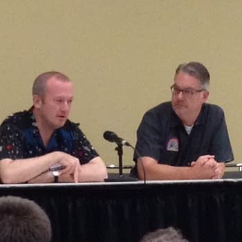 Not A Lot Of Happy But The Best That I Am Capable Of &#8211 Garth Ennis At Baltimore Comic Con On Crossed War Stories Caliban Red Team And More