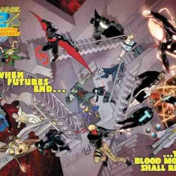 A Story Timeline For DC Comics' Blood Moon Multiverse Event Of 2015