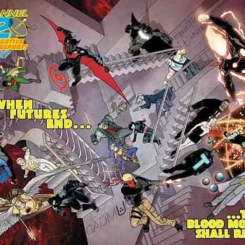 A Story Timeline For DC Comics Blood Moon Multiverse Event Of 2015