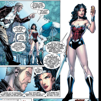 Which Wonder Woman Will We See In Batman Vs. Superman: Dawn of Justice? The Comics Choices