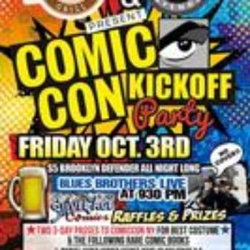 The Parties Of New York Comic Con 2014 –  So Far