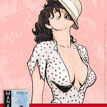 Dark Horse Publisher Mike Richardson Talks About Milo Manara And *That* Spider-Woman Cover