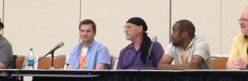 LIVE At The Marvel Universe Panel At Baltimore Comic Con