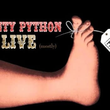 Monty Python Live (Mostly): One Down, Five to Go – The Perils Of High-Def