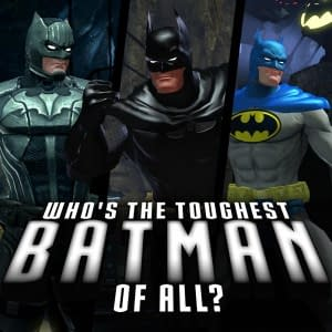 The Nerdy Show Presents The DC Universe Online Debate: Whos The Toughest Batman Of All