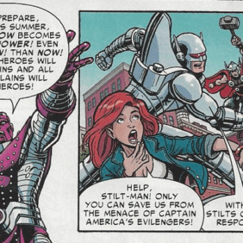 Did Marvel – And The Daily Show's Elliott Kalan – Predict Axis?