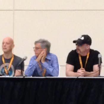 LIVE! From The DC Panel At Baltimore Comic Con With Greg Capullo, Cliff Chiang, David Finch, Dan Jurgens, Aaron Kuder, Paul Levitz, Joe Prado, Ivan Reis, And Peter Tomasi