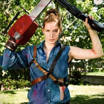 Playing With Chainsaws – A Cosplay Interview With Player Two