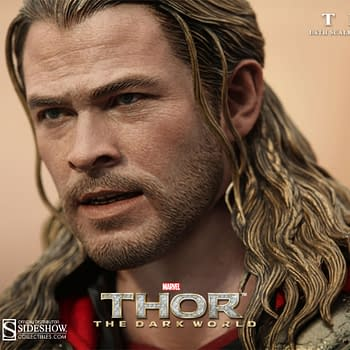 Thor Sixth Scale Figure From Thor: The Dark World Review