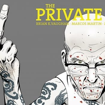 Brian K Vaughan And Marcos Martins The Private Eye Hit Six Figures In Sales And Dollars