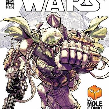 Exclusive Star Wars #1 With Boba Fett By Carlos DAnda For La Mole Comic Con