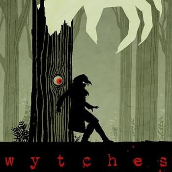 Wytches All-New Captain America And Pax Americana Exclusives For CBLDF Retailer Membership Drive