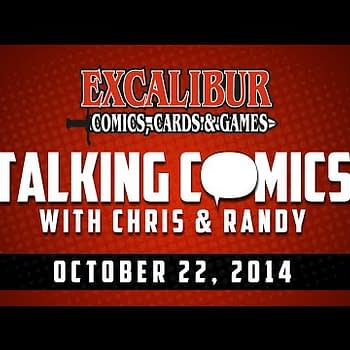 Talking Comics &#8211 Discussing This Weeks Upcoming Titles From Deathstroke To Edward Scissorhands Arkham Manor And More