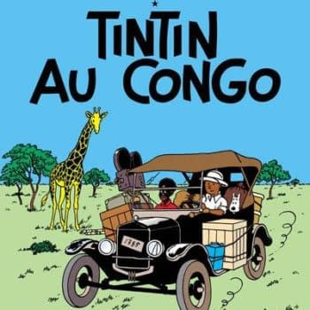 The Tintin Ebola Connection That Makes For A Very Strange Story