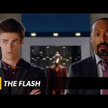 What To Do With The Bad Guys A Clip From Tonights Episode Of The Flash