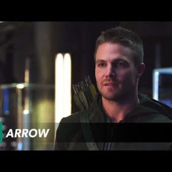 """""""What Is With Your Family And Islands…"""" – Clip From Tonight's Arrow"""