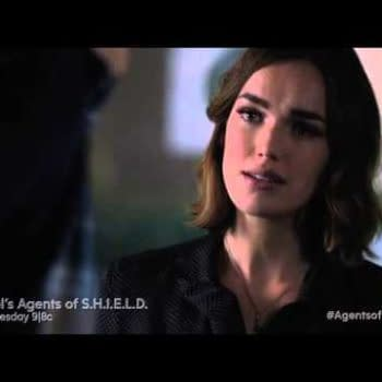 Fitz And Simmons Have It Out On Marvel's Agents Of SHIELD