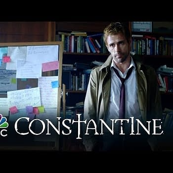 Constantine: To Hell And Back &#8211 A Behind The Scenes Look At The New Series