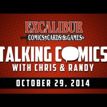 Talking Comics – Discussing This Week's Upcoming Titles From Deathlok To Sonic Boom, Dark Gods, Rasputin And More