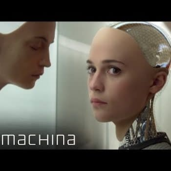 Ex Machina Trailer Released On-Line (UPDATE)