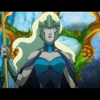 Blood Is Thicker Than Water – Trailer For Justice League: Throne Of Atlantis