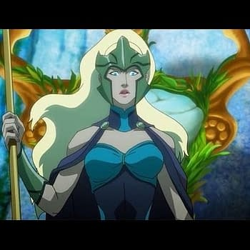 Blood Is Thicker Than Water &#8211 Trailer For Justice League: Throne Of Atlantis