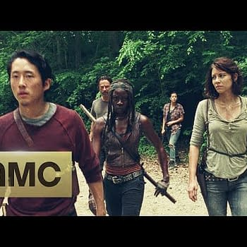 Two New Walking Dead Trailers Set To The Music Of U2