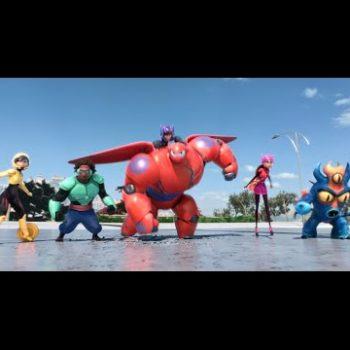 Sizzle Trailer Released For Disney's Big Hero 6