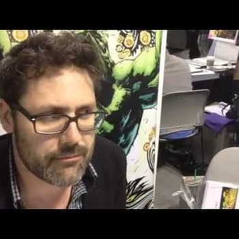 NYCC 2014 Report: Yanick Paquette On A Sexy Wonder Woman Feminism And Sexuality