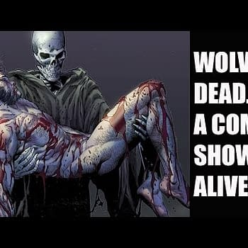 A Comic Show Returns Death Of Wolvie And Life Of A Comic Show
