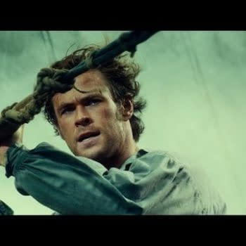 Ron Howard Pits Chris Hemsworth Against The White Whale