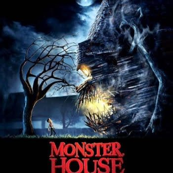 The Castle Of Horror Podcast Presents: Monster House!