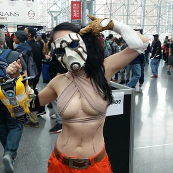 55 More Cosplay Photos From NYCC