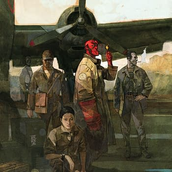 Preview The First 6 Pages Of Hellboy And The BPRD A Classic Hellboy Story