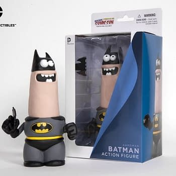 DC Comics Continue To Help The Bottom Fall Out Of The Market For Comic Con Exclusive Collectibles From 2012 And 2013