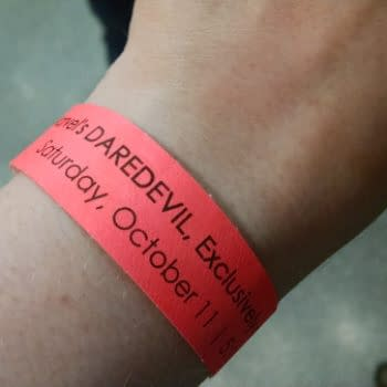 Wristbandgate – The NYCC Crew Selling Passes For Walking Dead And Netflix Daredevil Panels Up To $20 Each (UPDATE)