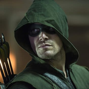 NYCC 2014: Stephen Amell's Q&A Does Not Fail New York City