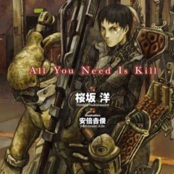 All You Need Is Kill Artist Does Limited Signing
