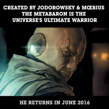 The Metabaron To Return In 2016